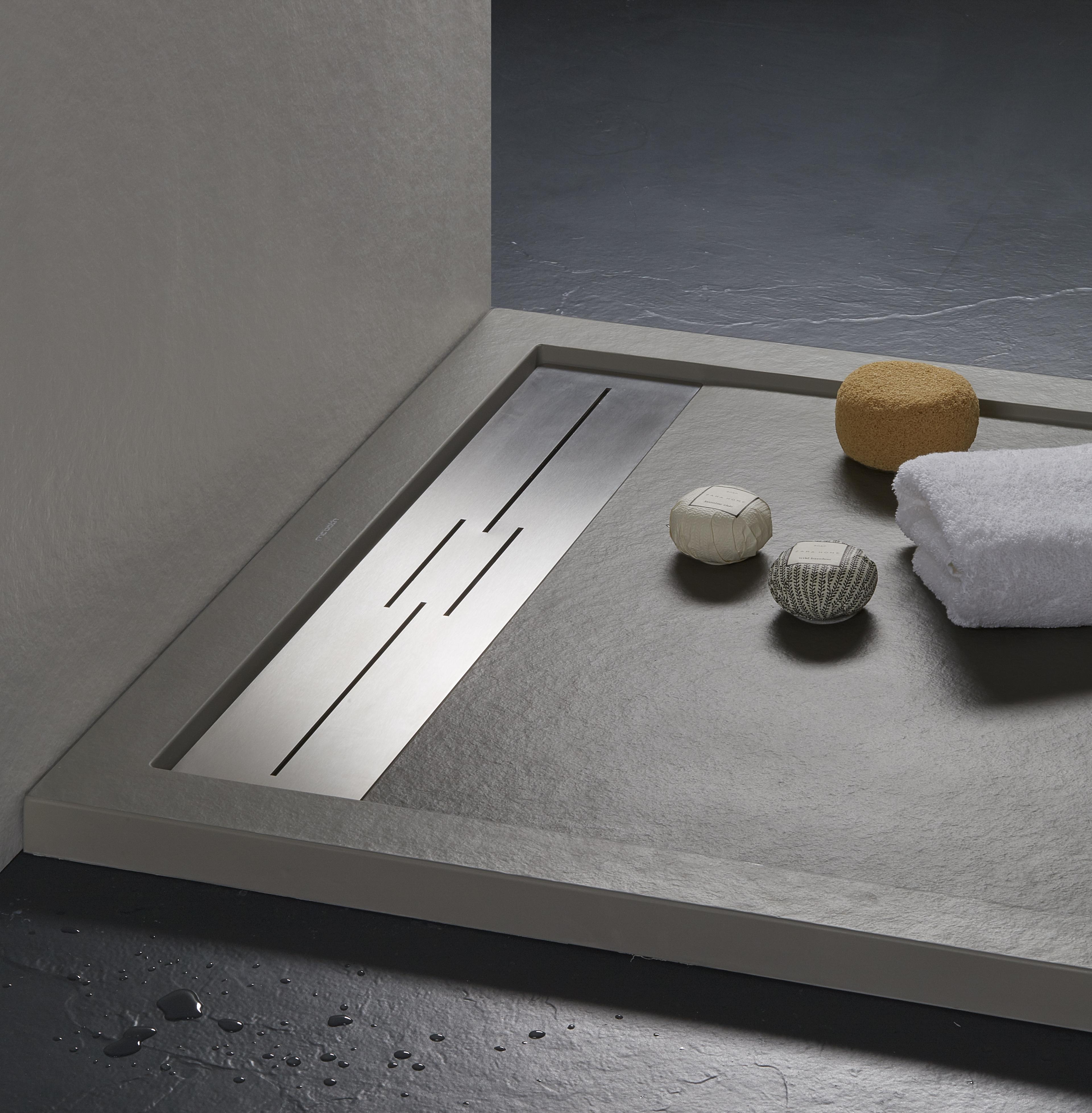 Ideas para suelos de ducha