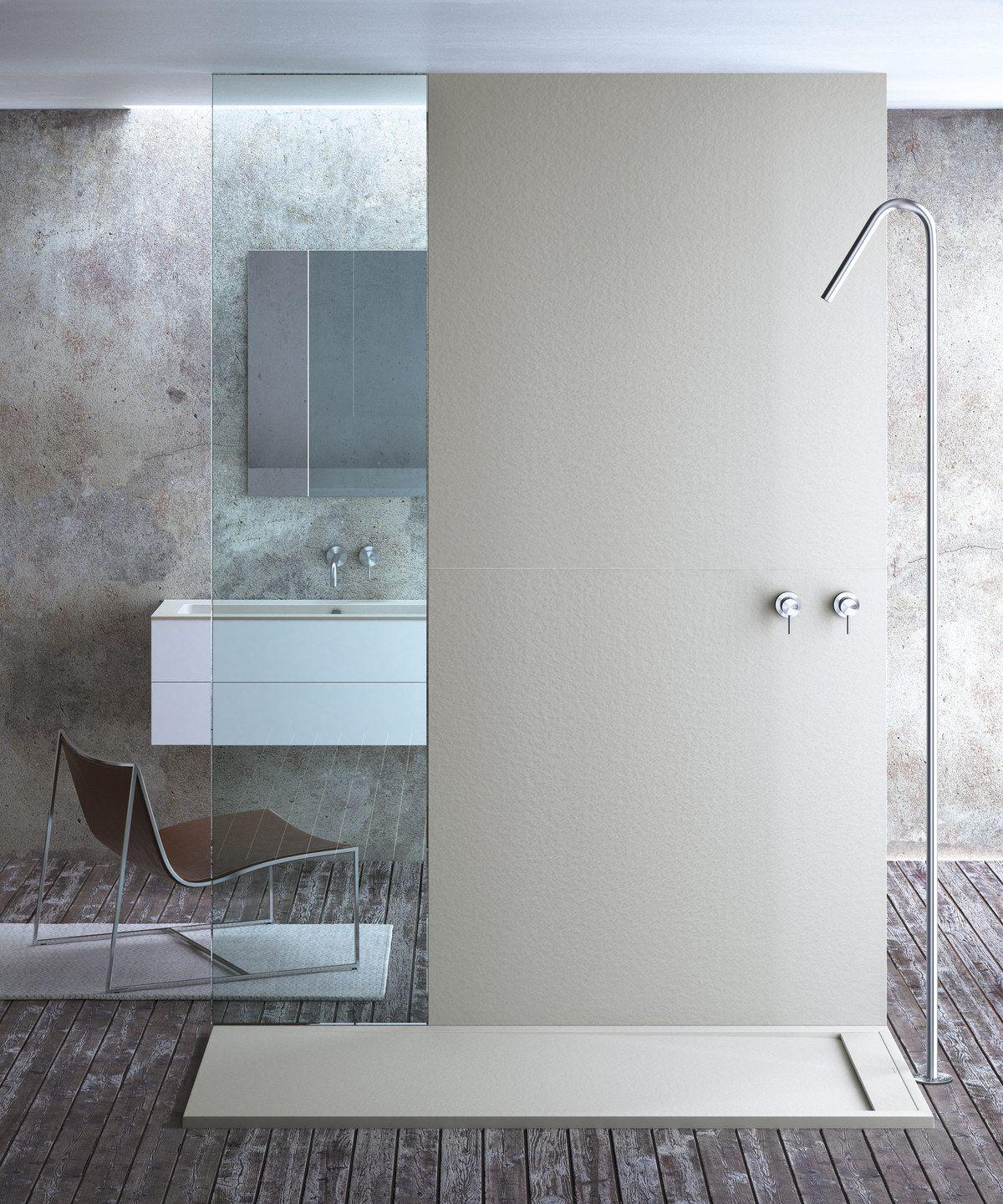 splashback shower ideas