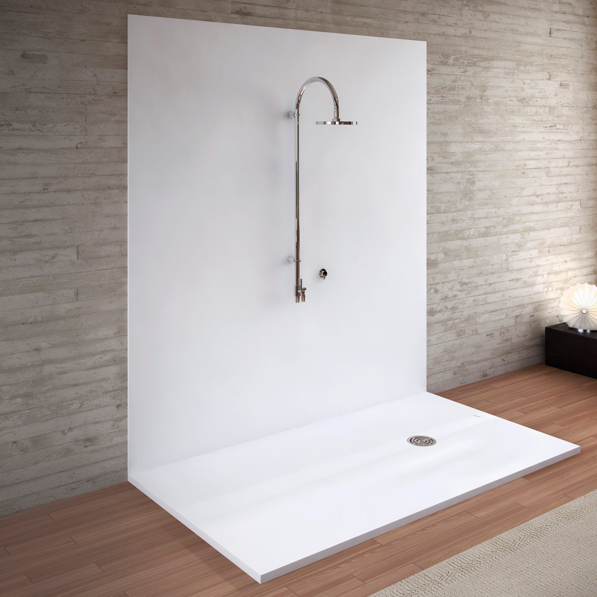 renovate a bathroom without works